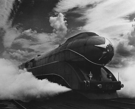 """Аркадий Шайхет. """"Экспресс"""", 1939"""