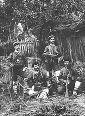 Македонско-одринские повстанцы