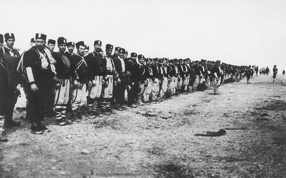 Македонско-одринские добровольцы в болгарской армии