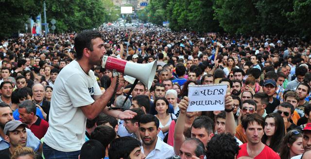 Проспект Баграмяна, 24 июня, Ереван