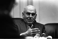 Джон Макклой, первй председатель Американского совета по Германии, создавший ФРГ и во многом руководивший ею потом.