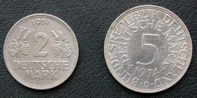 """Немецкая марка, введение которой считается предпосылкой """"экономического чуда"""""""