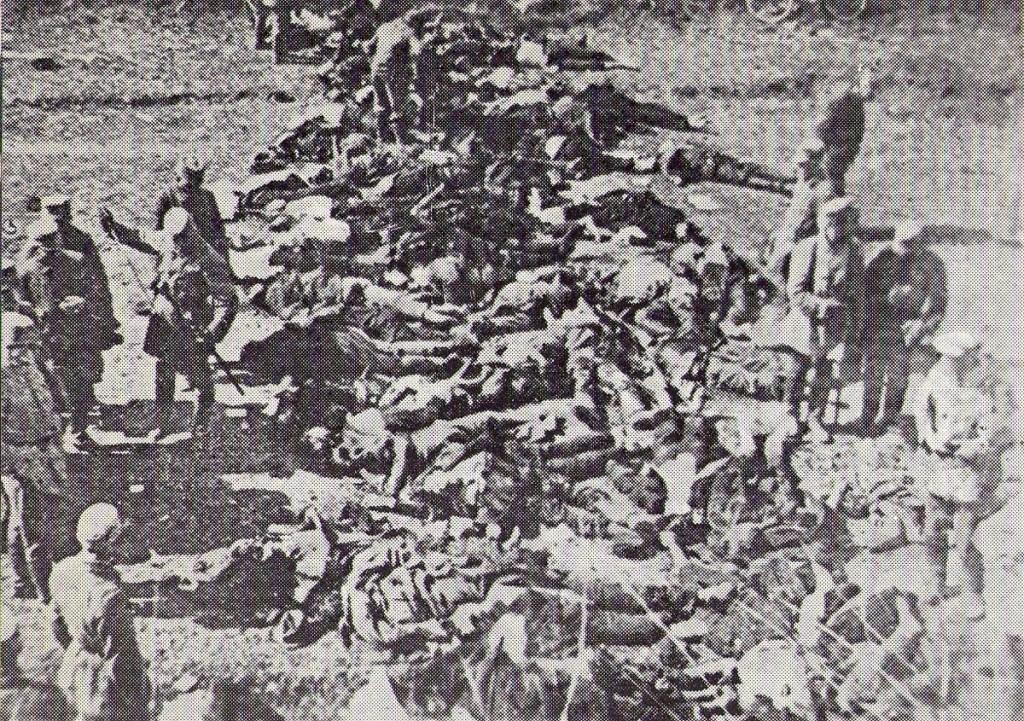 Жертвы Выборгской резни