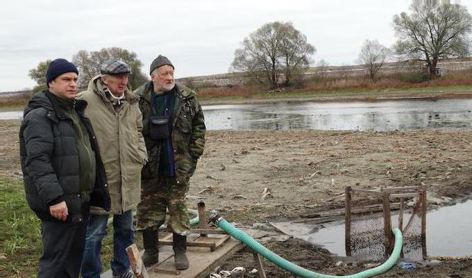 Браконьерское использование пойменных окских территорий привело к экологической катастрофе