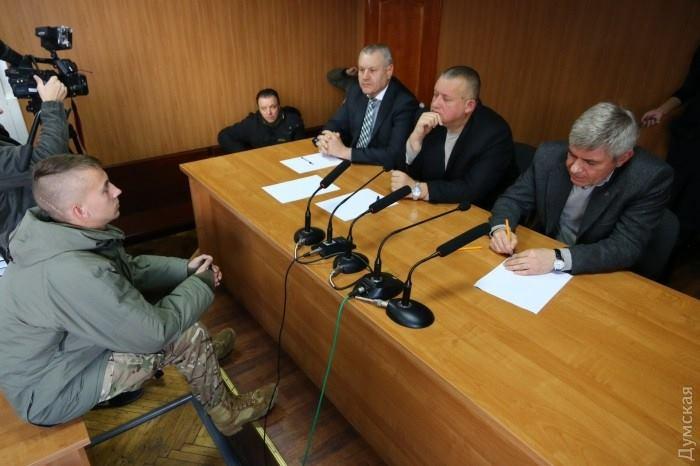 Украина-суд-Одесса-наци