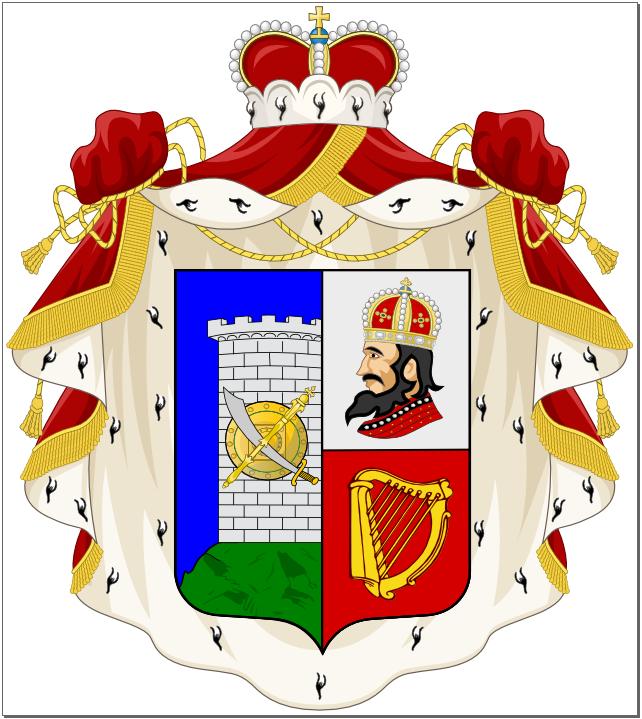 Герб князей Мачабели