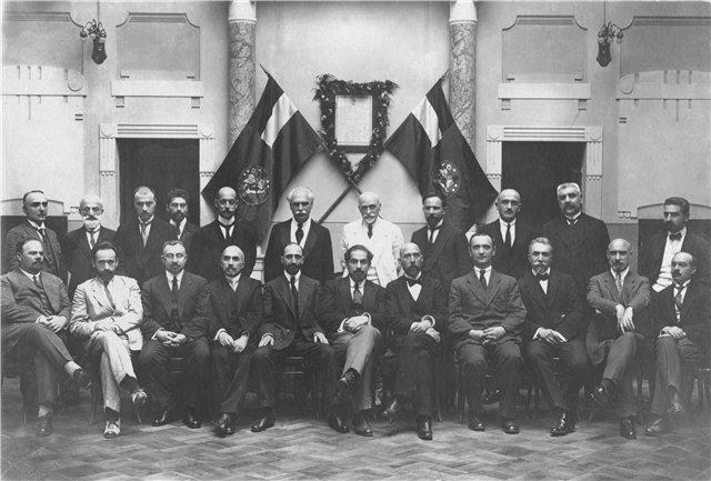 Меньшевистское правительство Грузии, 1920 г.
