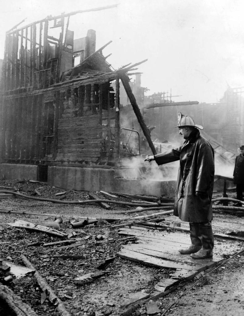 Чикаго, 1919, после погрома