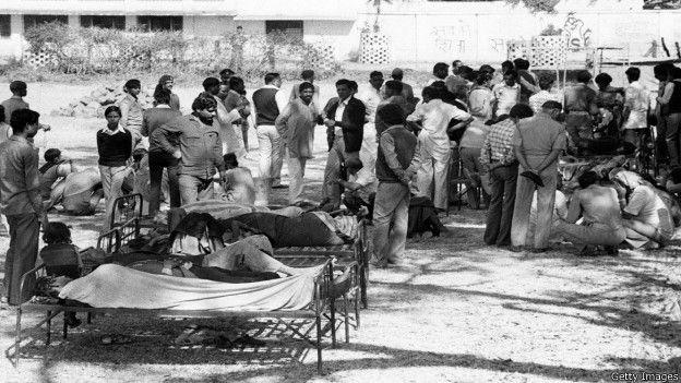 Жертвы отравления ждут своей очереди в больницу 4 декабря