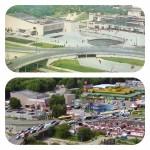 Борщаговка (район Киева): в советское время и в наши дни
