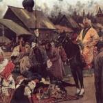 Монголы как рыночники