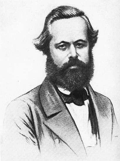 Карл Маркс, 1840-е годы