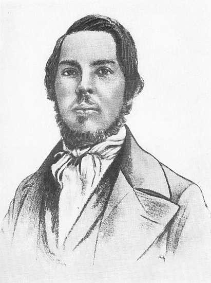 Фридрих Энгельс, 1840-е годы