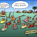 Про дамбы и Бангладеш