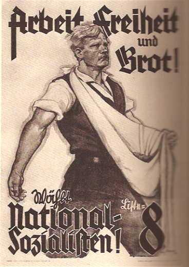 Работа, свобода, хлеб. Выборы в Пруссии