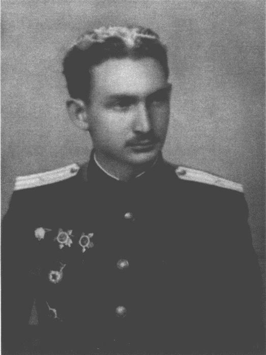 Борис Слуцкий, 1945 г.
