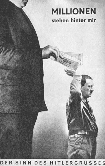 Гитлер: миллионы стоят за мной!
