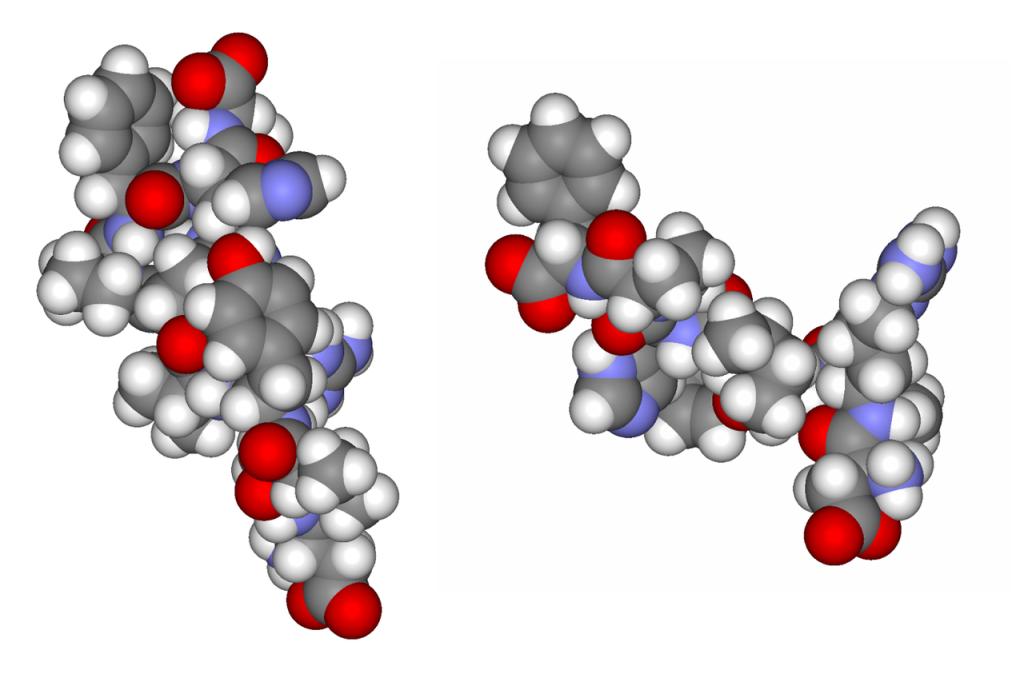 Ангиотензины I и II (образуются из ангиотензиногена действием ренина)