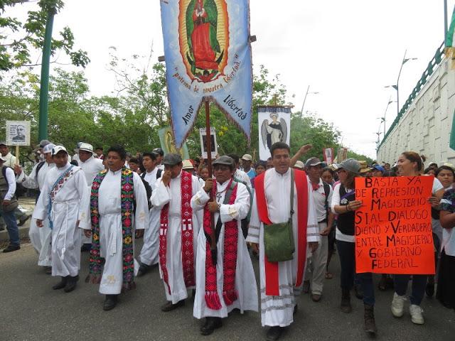 Организация «Pueblo Creyente» из поселка Симоховель.