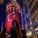 Неудавшийся государственный переворот в Турции и «новые медиа».