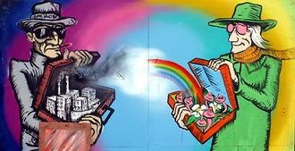 Доклад на Марксистском семинаре в МГУ 9.11.2012 Показаны наиболее общие причины экологического кризиса: а) выгодность умеренных нарушений для хозяйства и природы одновременно, б) экономические стимулы и другие социальные факторы, постоянно подталкивающие выйти за оптимум антропогенной нагрузки, промысла биоресурсов и пр. параметров трансформации экосистем,...