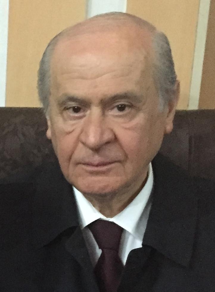 Девлет Бахчели, союзник Эрдогана