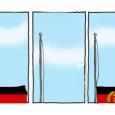 Вообще интересно думать о ГДР. Что это была за страна? Ведь совсем не так все было, как у нас. С одной стороны, у нас страна была огромная, целый мир. 99,9% населения совершенно не беспокоили...