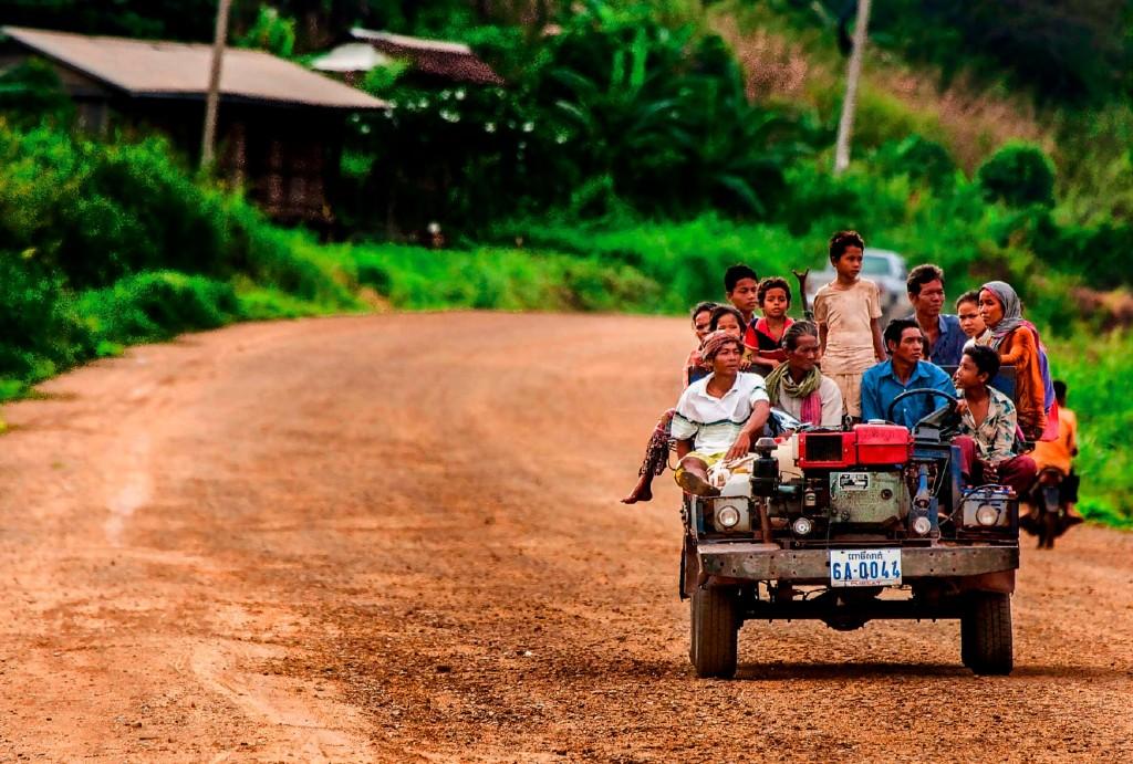 В попытках истребить малярию в пределах субрегиона Большого Меконга очень тяжело добраться до каждого Камбоджийского рабочего-мигранта. Источник: Science.