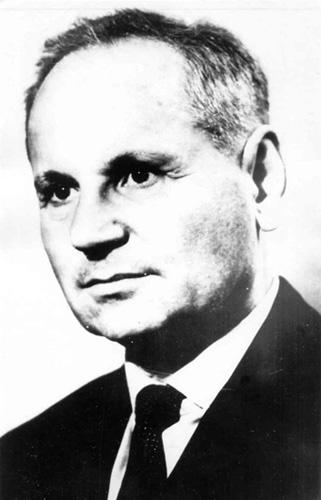 академик Сергей Алексеевич Христанович