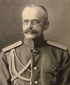 Михаил Алексеевич Беляев, последний военный министр царской России
