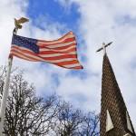 Политическое влияние религии падает, но Трампу и республиканским фрикам этого хватило.