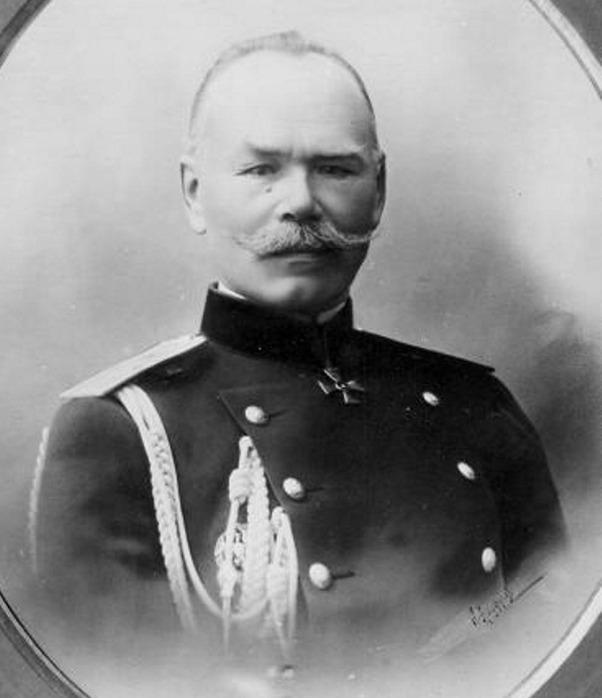 Генерал-адъютант Генерального штаба генерал от инфантерии Михаил Васильевич Алексеев