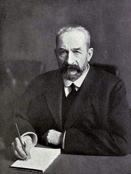 Князь Г.Е.Львов, министр-председатель Временного правительства