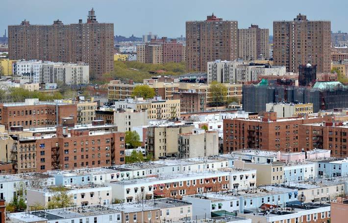 Нью-Йорк, район Бронкс