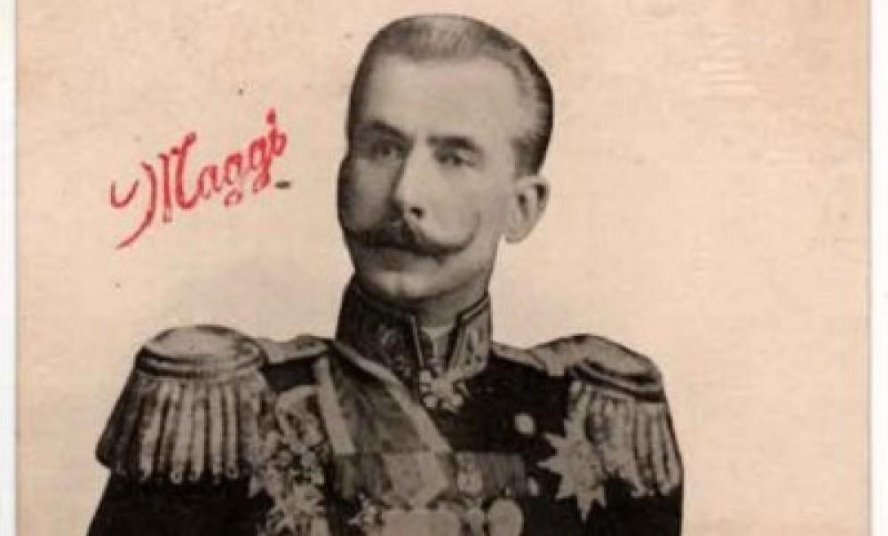 Череп-Спиридович Артур (Артемий) Иванович, неутомимый борец с жидомасонами.