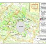 Урбанизация как основной фактор негативного влияния на местообитания диких животных Московского региона