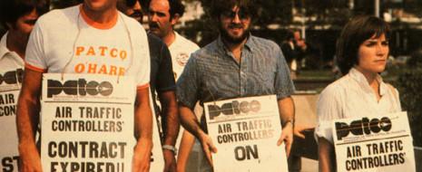 Почему PATCO, профсоюз диспетчеров, пошел на забастовку? Вроде бы безрассудство не входит в число профессиональных качеств авиадиспетчеров. И во-вторых, почему AFL-CIO, федерация американских профсоюзов, не поддержала PATCO? Я думаю, что перед всеобщей забастовкой...