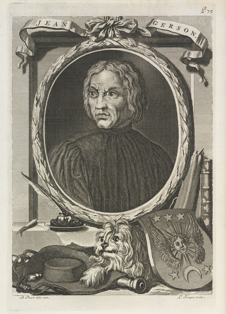 Жан Жерсон (Jean Charlier de Gerson)