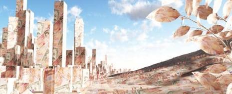 Земля, центр доиндустриальной экономики, вернулась в качестве сдерживающего рост экономики фактора, что и показывает статья в The Economist на разных примерах. Это демонстрирует нам одно из...