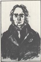 Единственный известный портрет Герхарда Фридриха (Фёдора Ивановича) Миллера