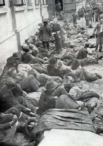 Убитые при Ясском погроме