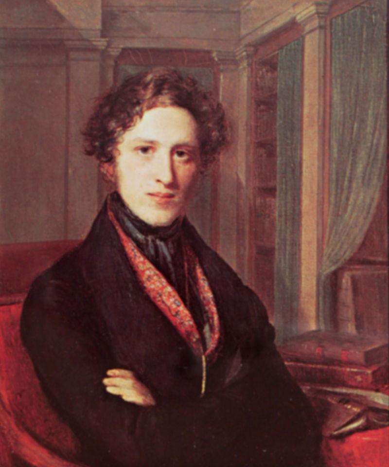 Адольф Пикте (1799-1855)