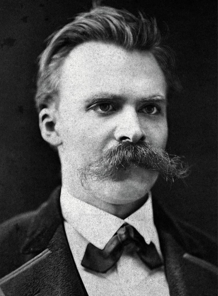 Фридрих Вильгельм Ницше. Создатель идеи сверхчеловека не очень ей соответствовал - служил профессором и страдал комплексом самоненависти.