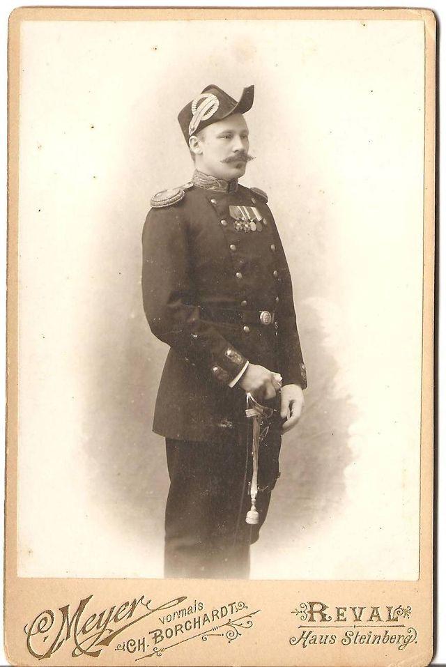 Эвальд Карлович Шульц