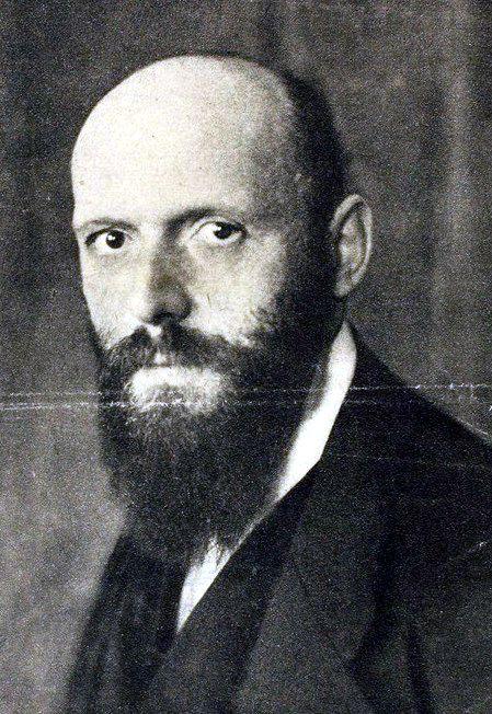 Отто Нейрат, один из организаторов и лидеров Венского кружка