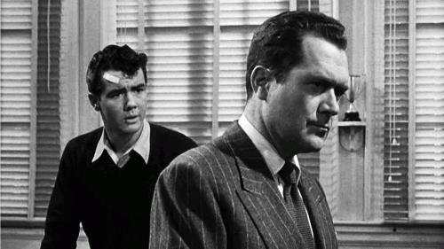 «Я был коммунистом для ФБР». Реж. Гордон Дуглас, 1951