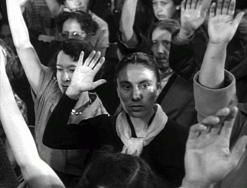 «Соль Земли». Реж. Херберт Биберман, 1953