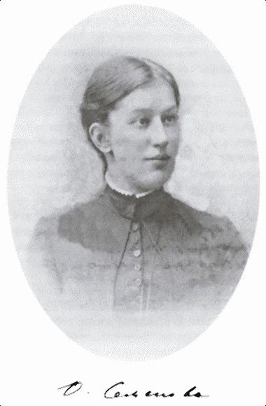 Ольга Петровна Семёнова-Тяншанская