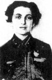 Сахновская Мария (Мирра) Филипповна