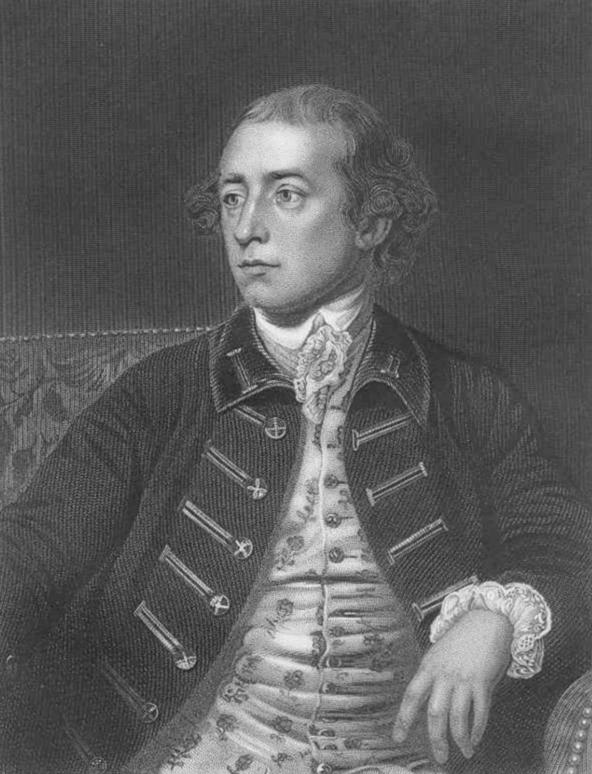 Уоррен Хейстингс, первый британский генерал-губернатор Индии